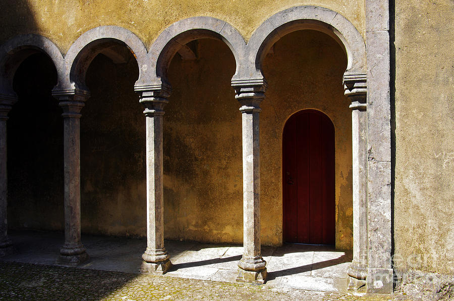 Palace Arch Photograph