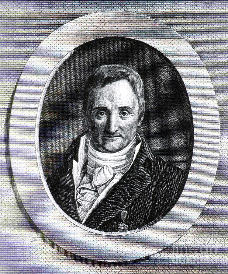 Philippe Pinel, French Physician Photograph