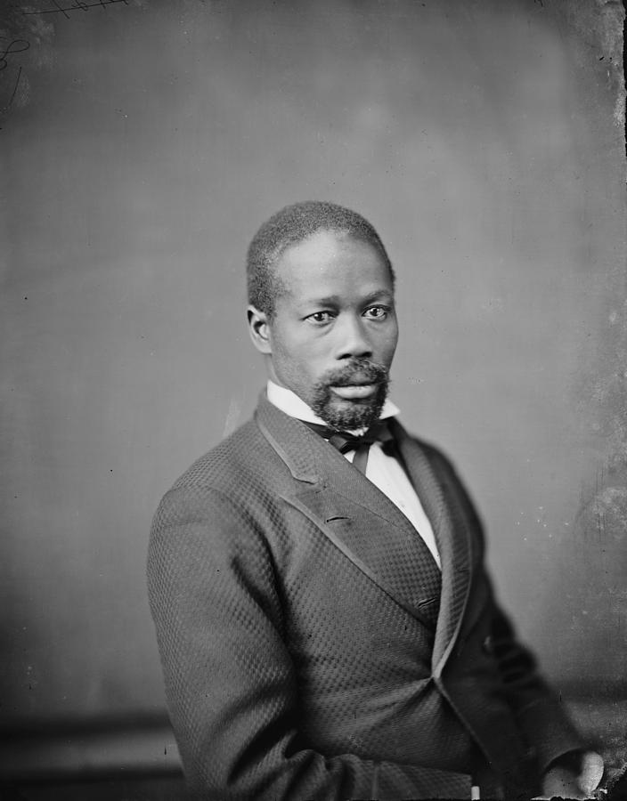 Portrait Of An African American Man Photograph