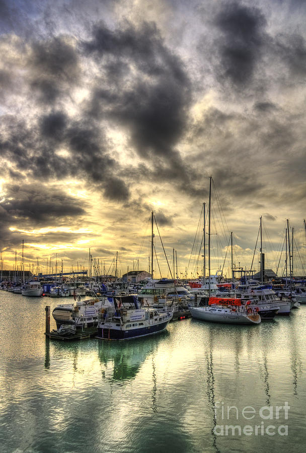 Ramsgate Harbour Photograph  - Ramsgate Harbour Fine Art Print