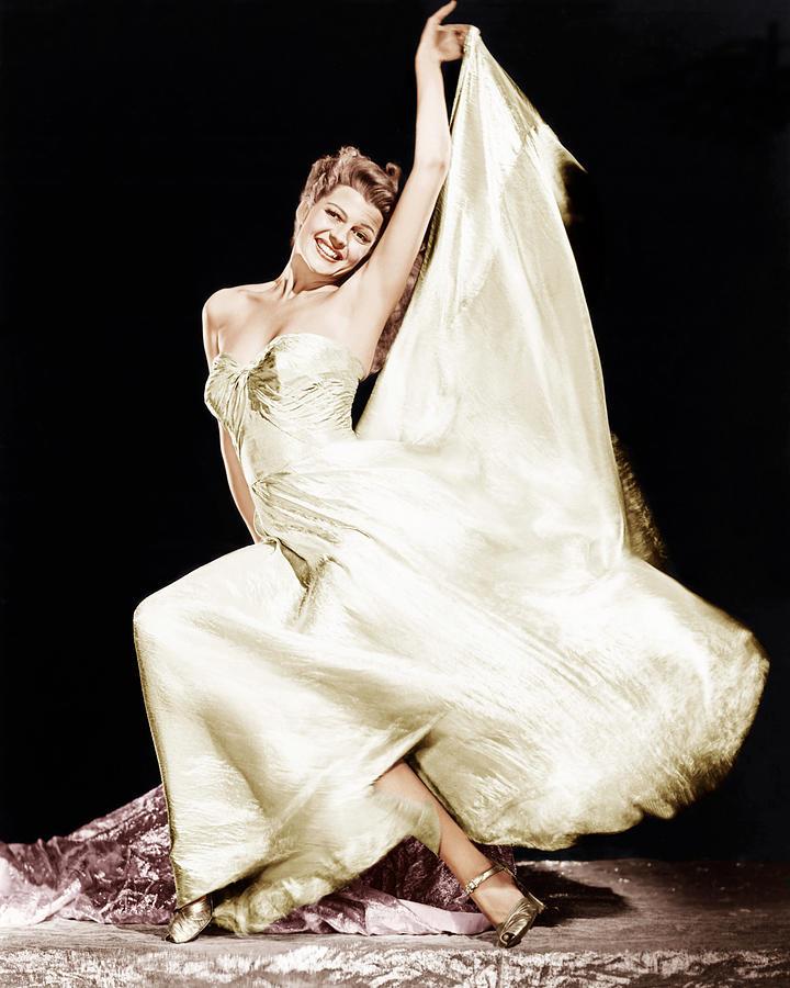 Rita Hayworth, 1940s Photograph