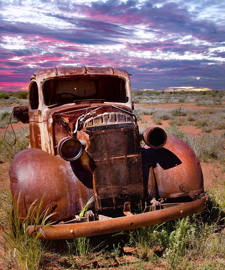 Rusty Old Pick ... Rusty