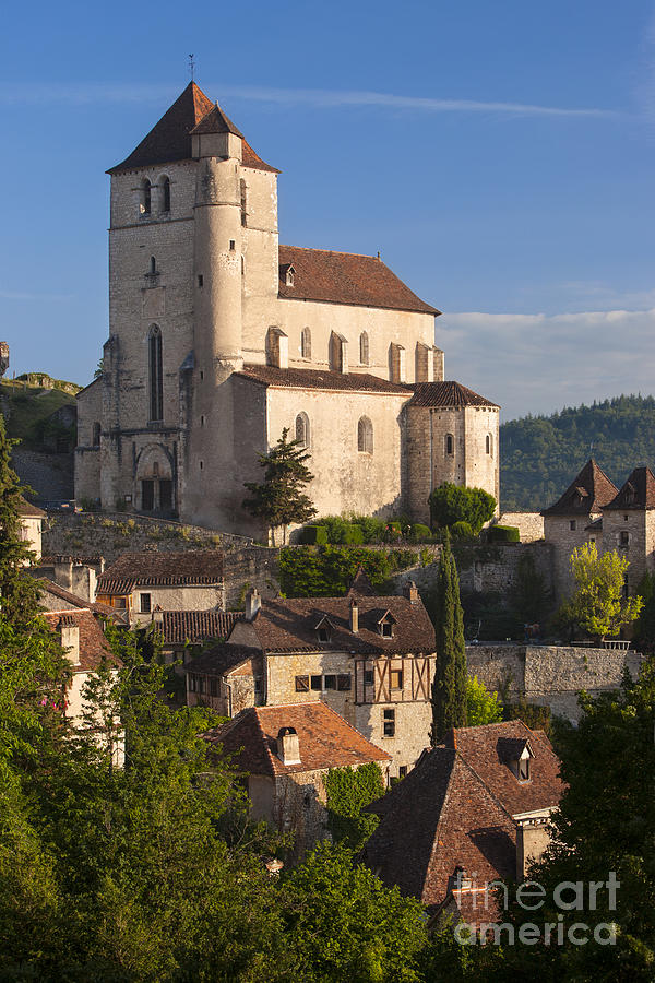 Saint Cirq Lapopie Photograph