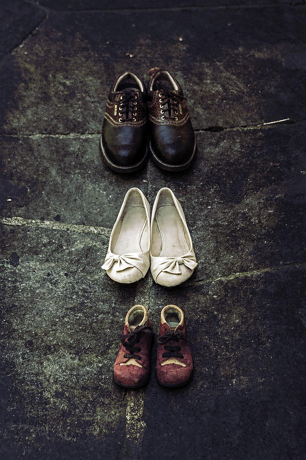 Shoes Photograph  - Shoes Fine Art Print