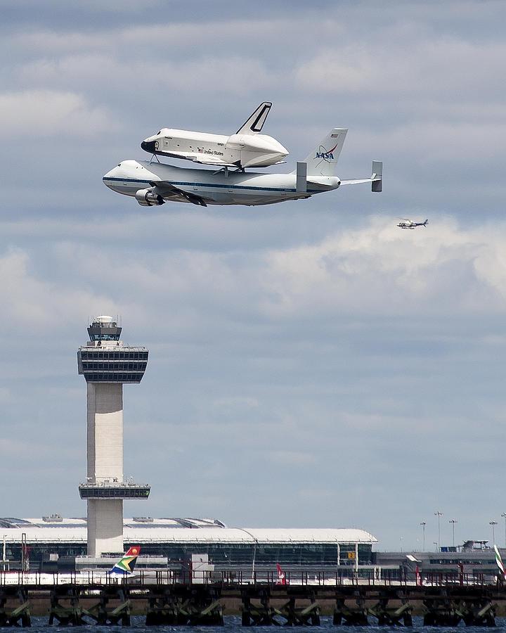Shuttle Enterprise Photograph