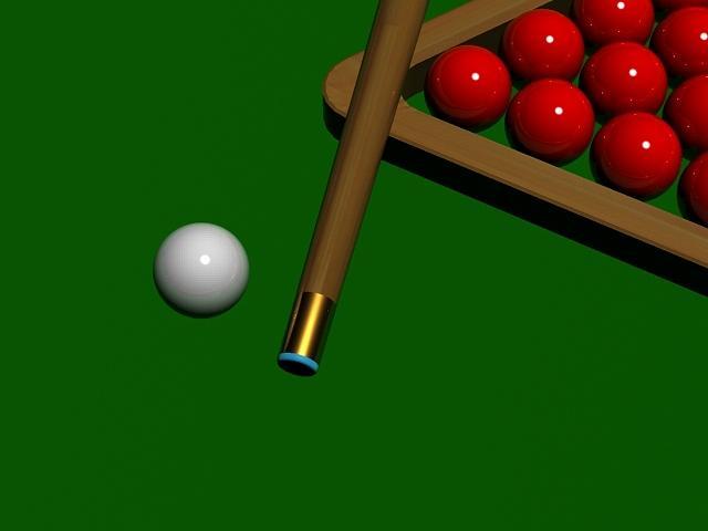 Snooker Digital Art