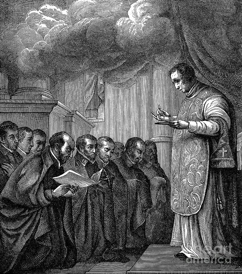 St. Ignatius Loyola Photograph