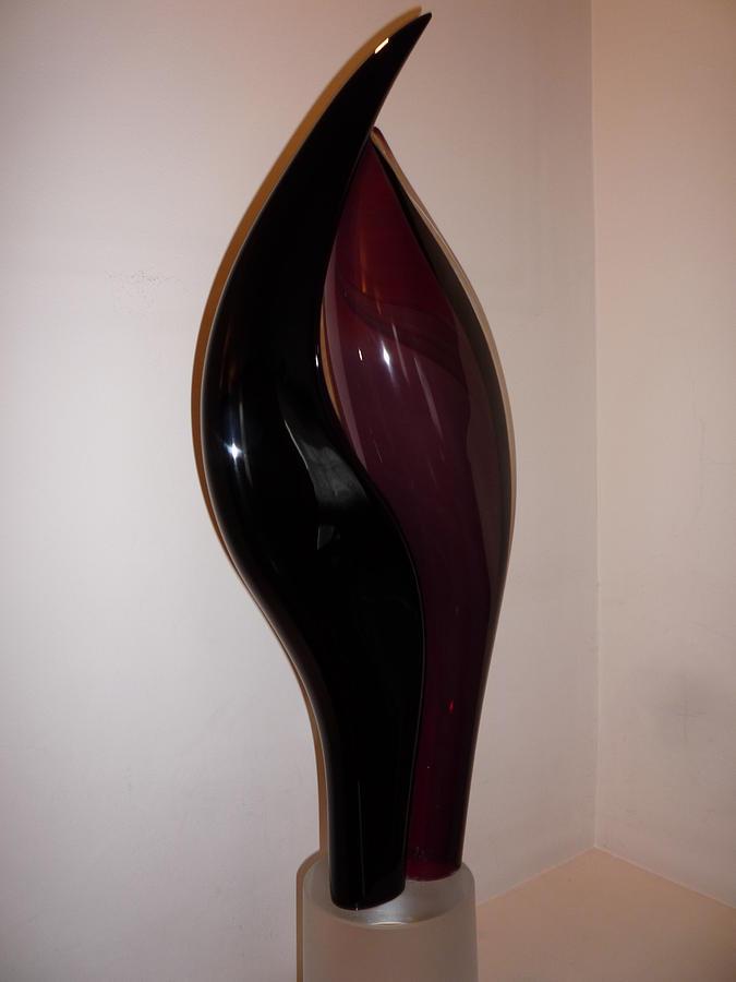 Statua Insieme Glass Art