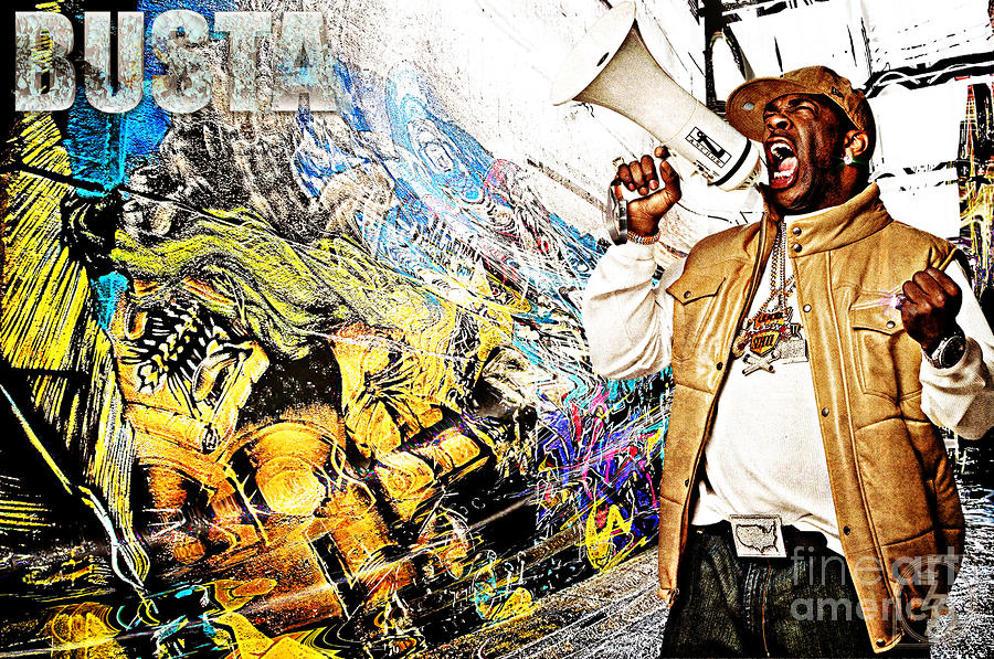 Street Phenomenon Busta Digital Art