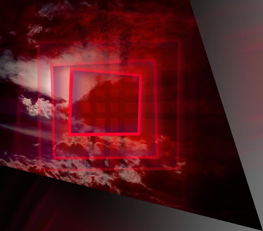 The Angle Of Heaven Digital Art