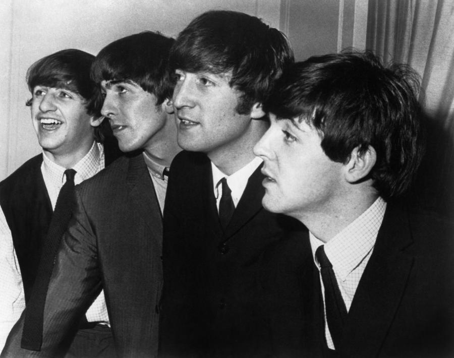 The Beatles Photograph  - The Beatles Fine Art Print
