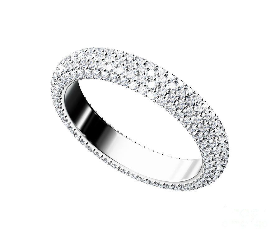 The Beauty Wedding Ring Jewelry