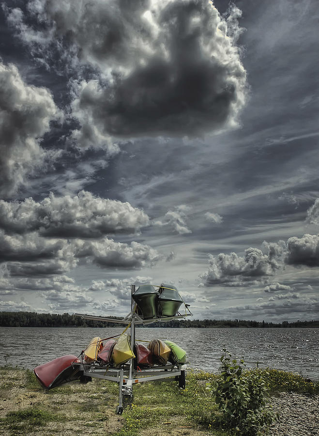 The Canoe Rental Photograph