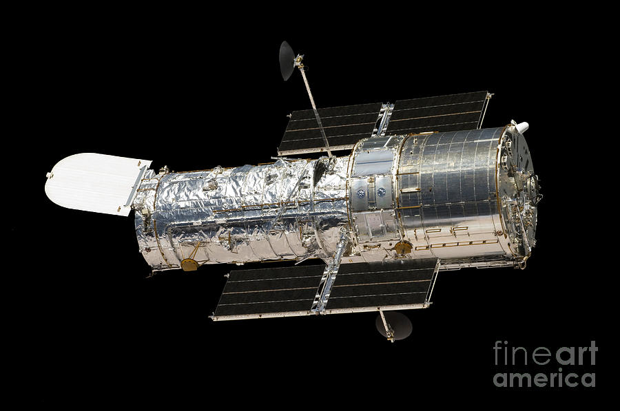 The Hubble Space Telescope Photograph