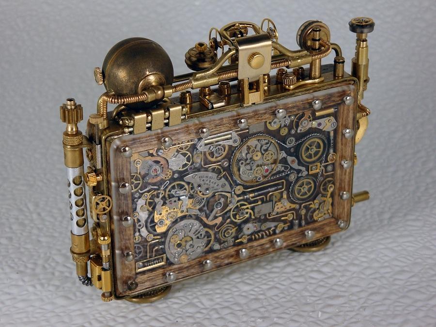 machine sculpture