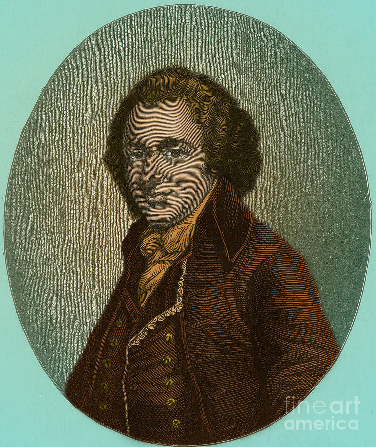 Thomas Paine, American Patriot Photograph  - Thomas Paine, American Patriot Fine Art Print