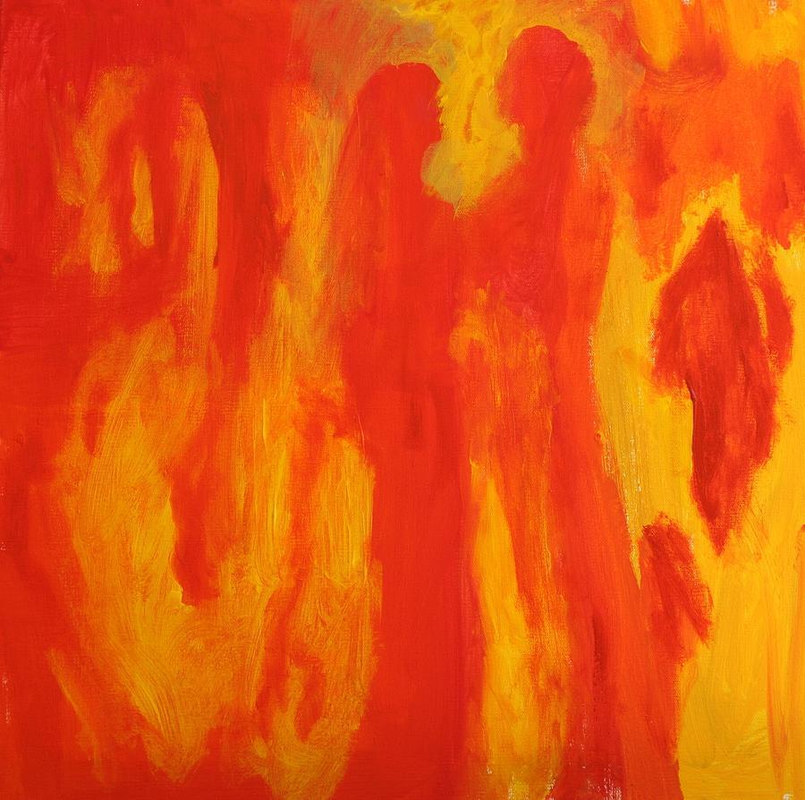 Through Love Painting