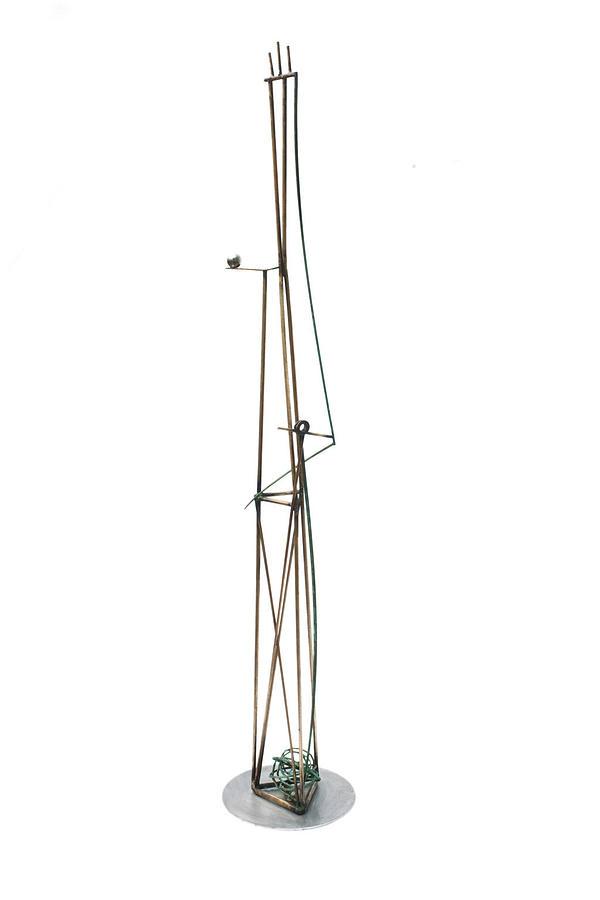 Sculpture - Torre by Salvatore Daddario