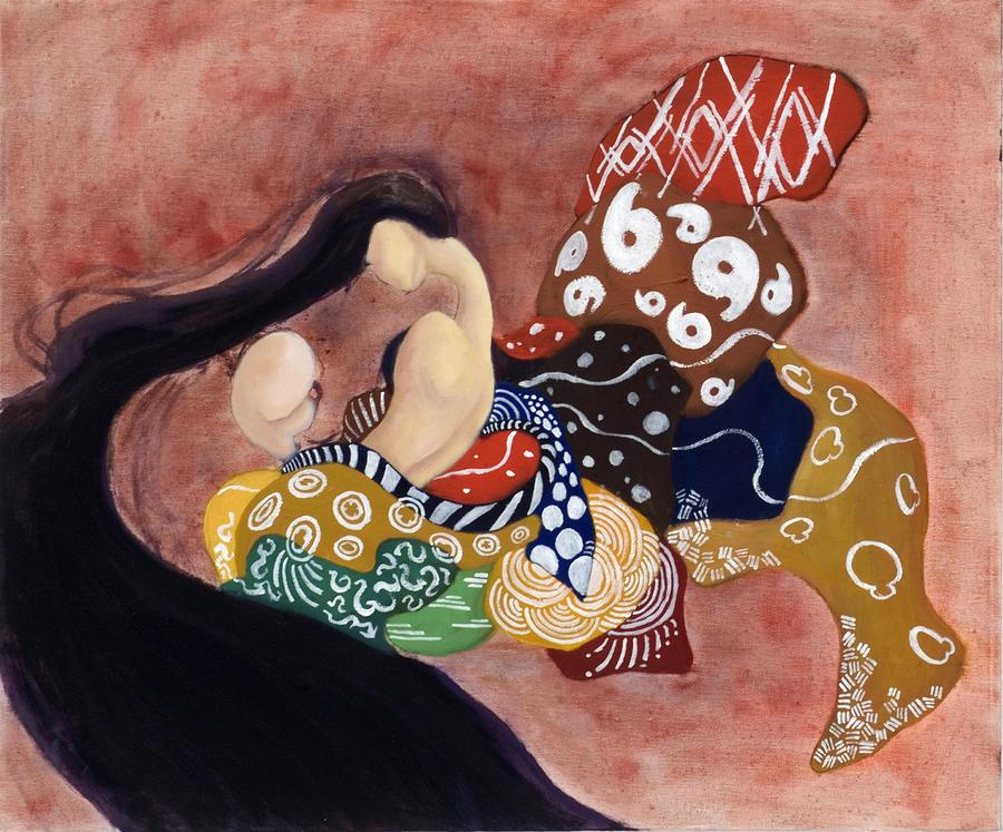 Ubume Painting