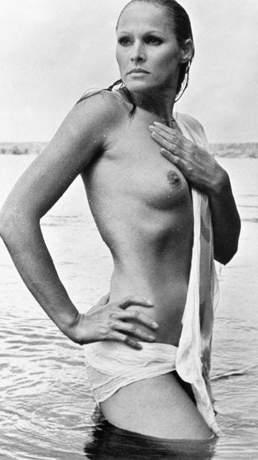 Ursula Andress (b. 1936) Photograph