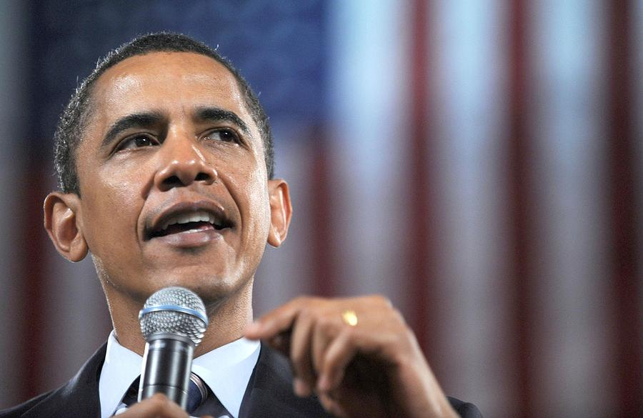 U.s. Democratic Presidential Candidate Photograph