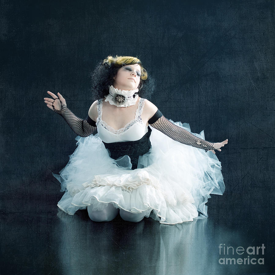 Vintage Dancer Series Photograph  - Vintage Dancer Series Fine Art Print