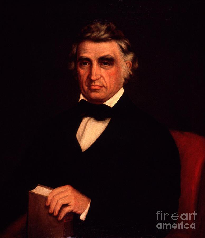William Beaumont, American Surgeon Photograph