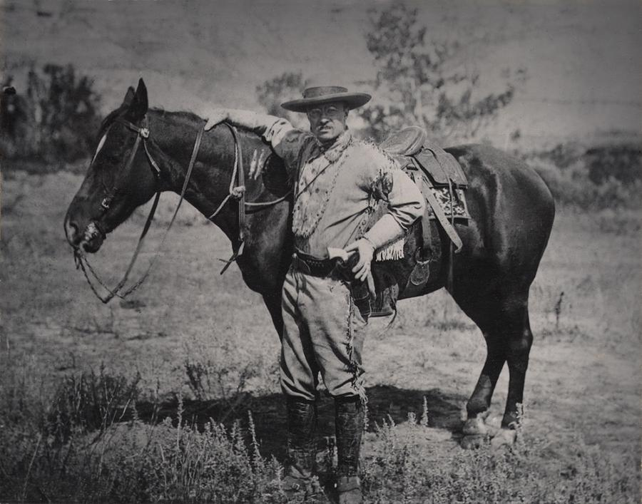 Young Theodore Roosevelt Dressed Photograph  - Young Theodore Roosevelt Dressed Fine Art Print