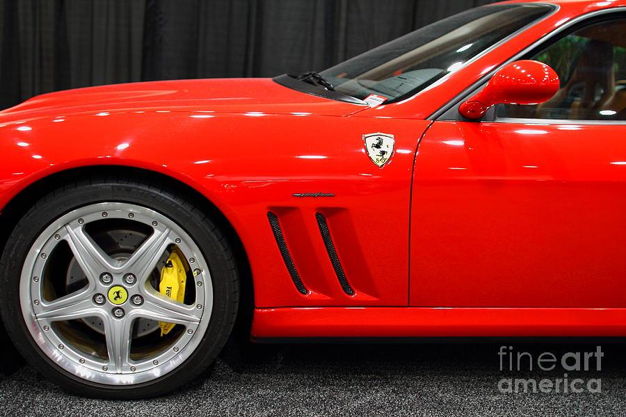 2003 Ferrari 575m . 7d9389 Photograph