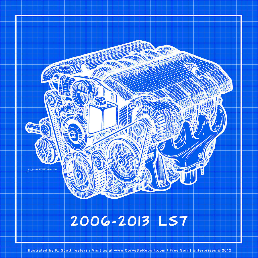 Engine Blueprints