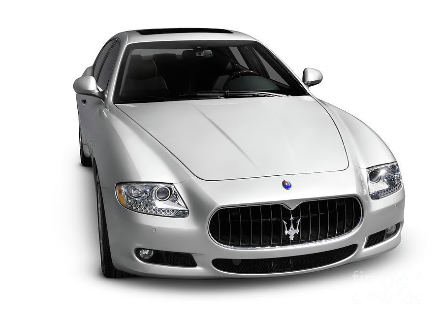 2009 Maserati Quattroporte S Photograph