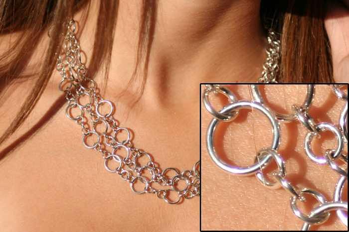 Trinity Necklace Jewelry