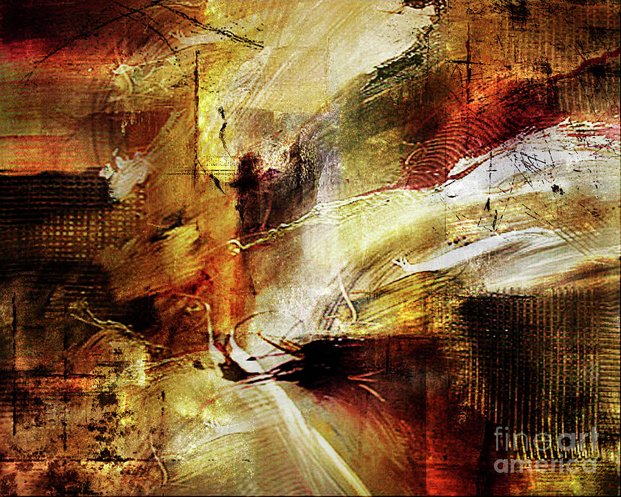 Untitled Painting  - Untitled Fine Art Print