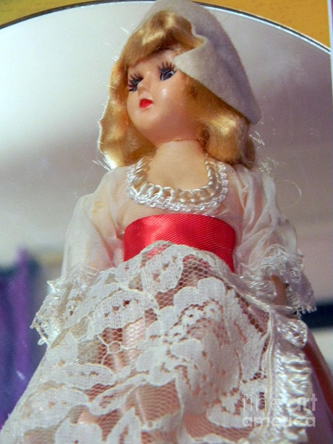 Doll Photograph - 2243 by Anita V Bauer