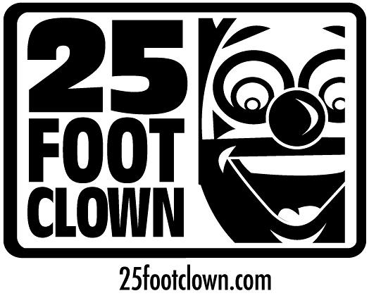 25footclown Logo Drawing