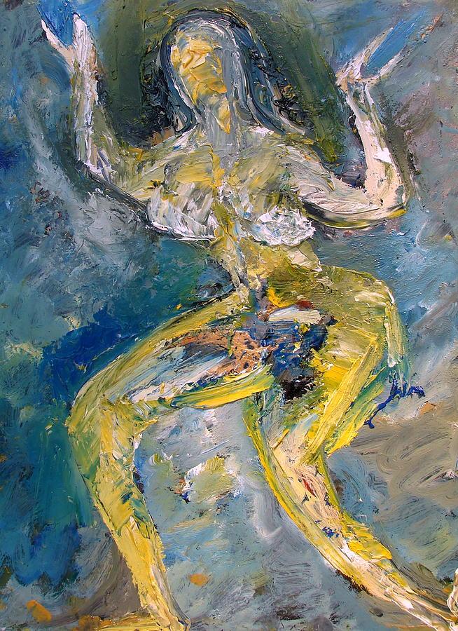 Dance Dance Dance Painting