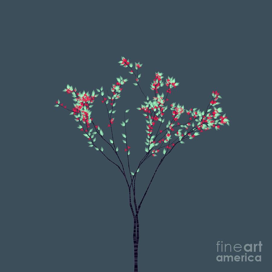 Trees Of Life Digital Art