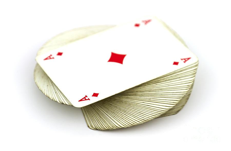 Ace Card Photograph