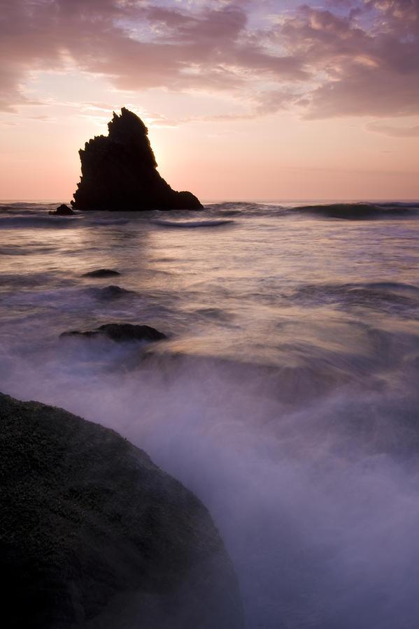 Adraga Beach Photograph