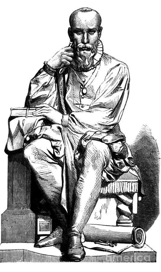 Ambroise Par�, French Surgeon Photograph