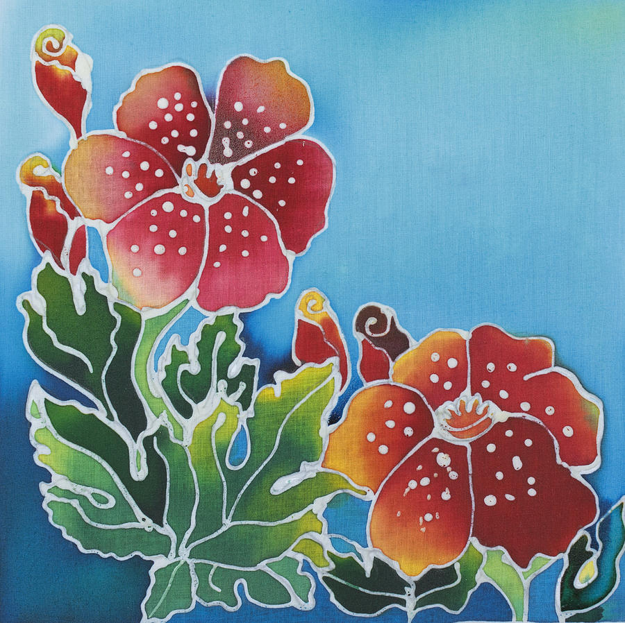 Gambar Lukisan Batik