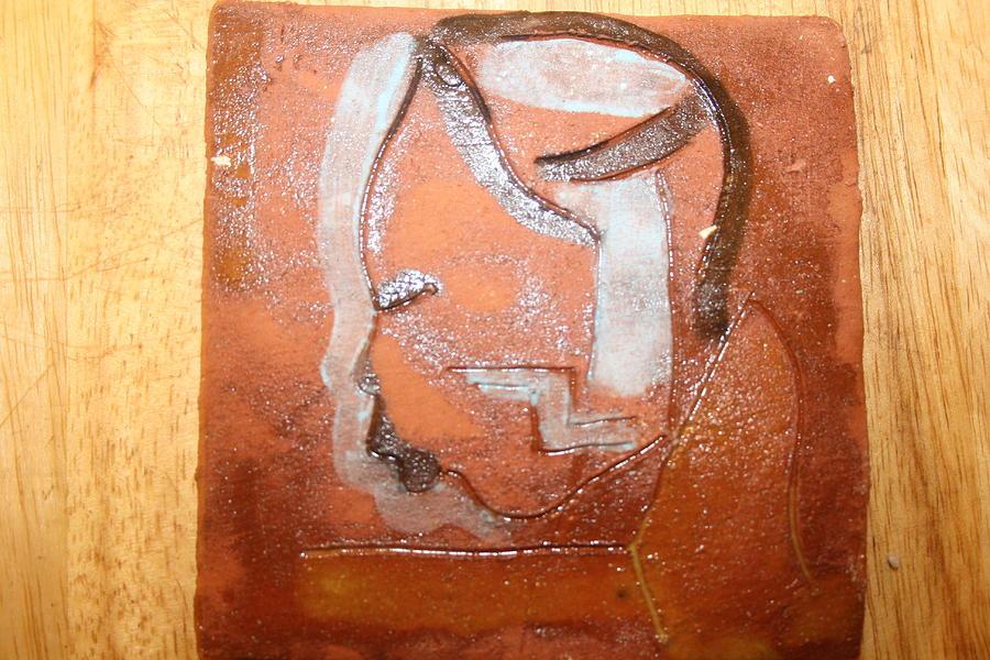Bless - Tile Ceramic Art