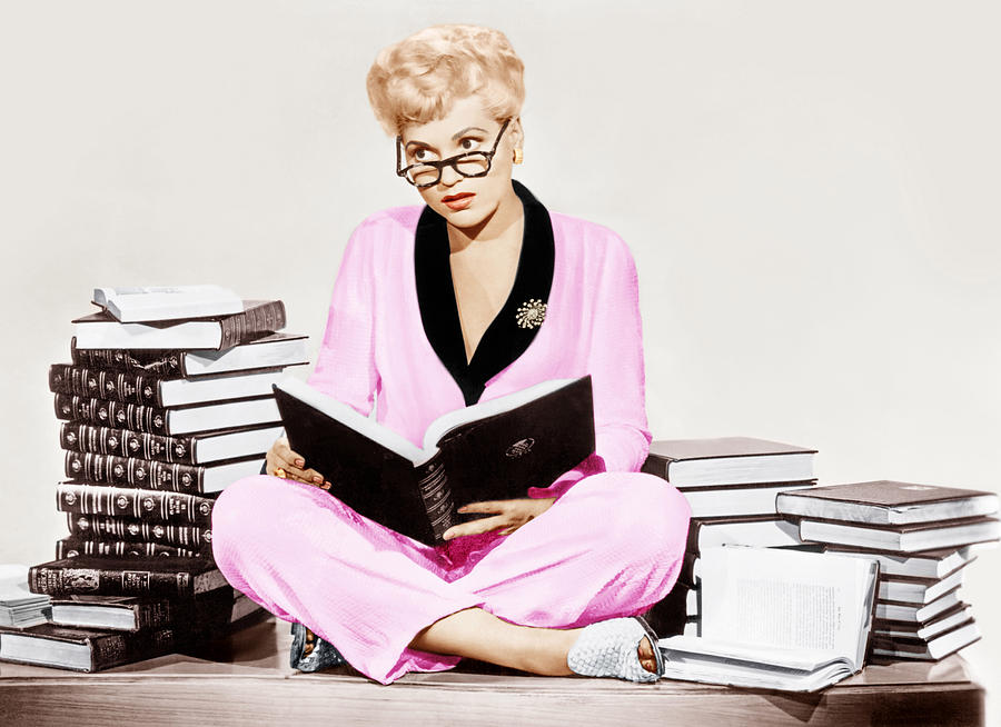 Born Yesterday, Judy Holliday, 1950 Photograph  - Born Yesterday, Judy Holliday, 1950 Fine Art Print