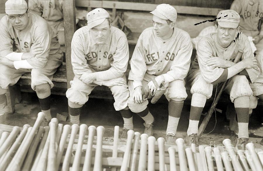 Boston Red Sox, 1916 Photograph