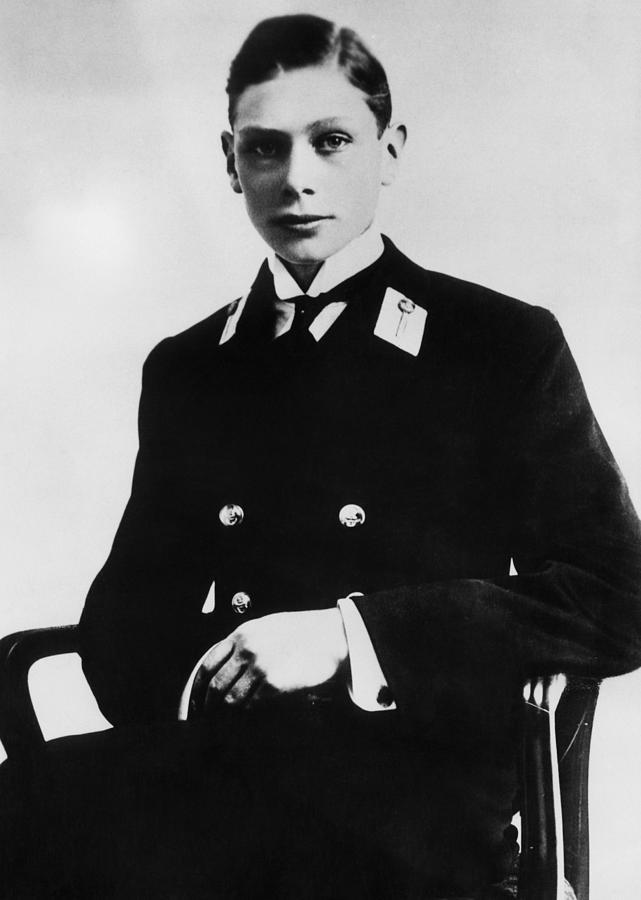 British Royalty. Prince George, Duke Photograph