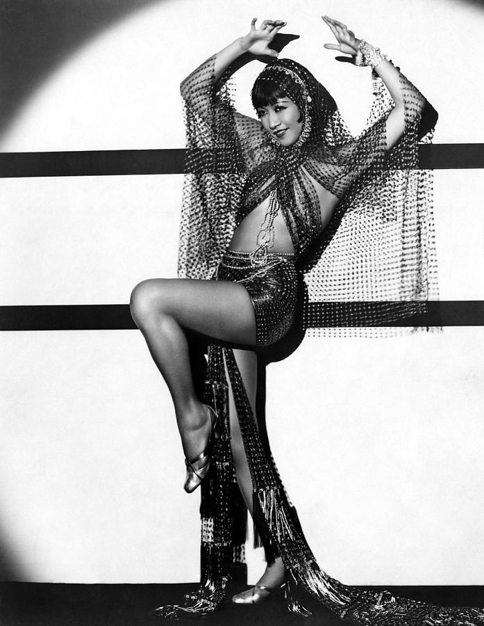 Daughter Of The Dragon, Anna May Wong Photograph