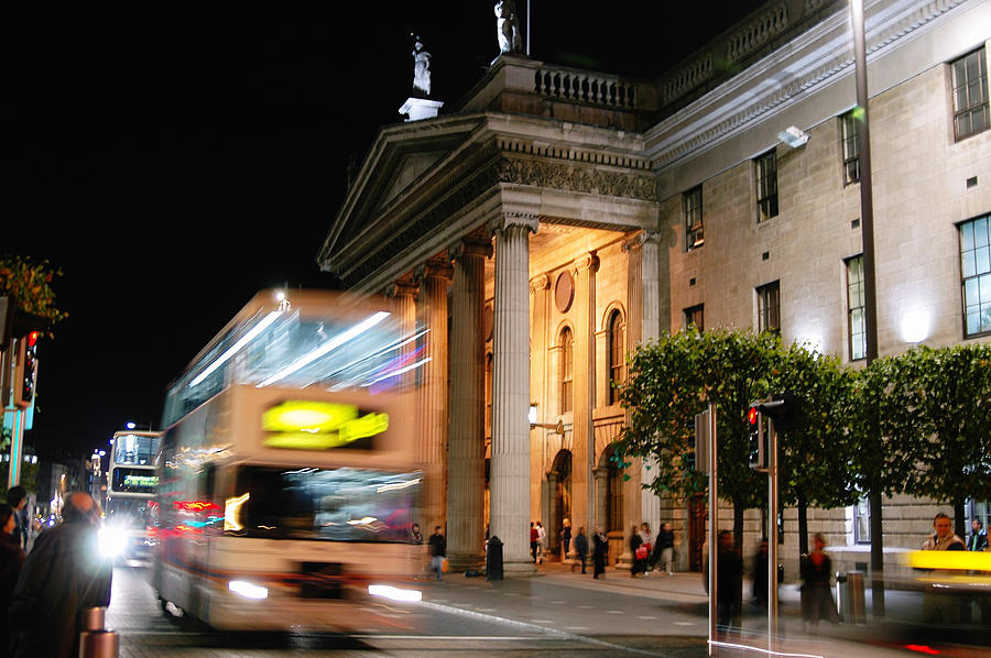 Dublin General Post Office Photograph