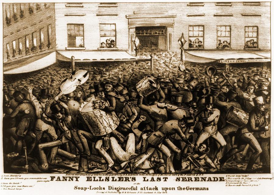 Fanny Elssler 1810-1884, Austrian Photograph