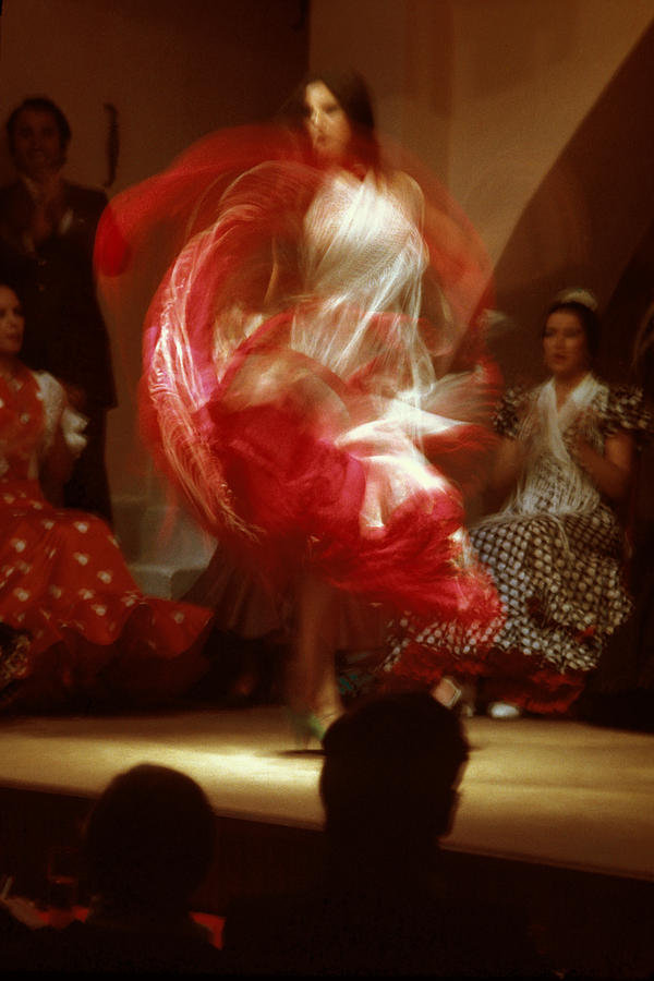 Flamenco Dancer Photograph  - Flamenco Dancer Fine Art Print