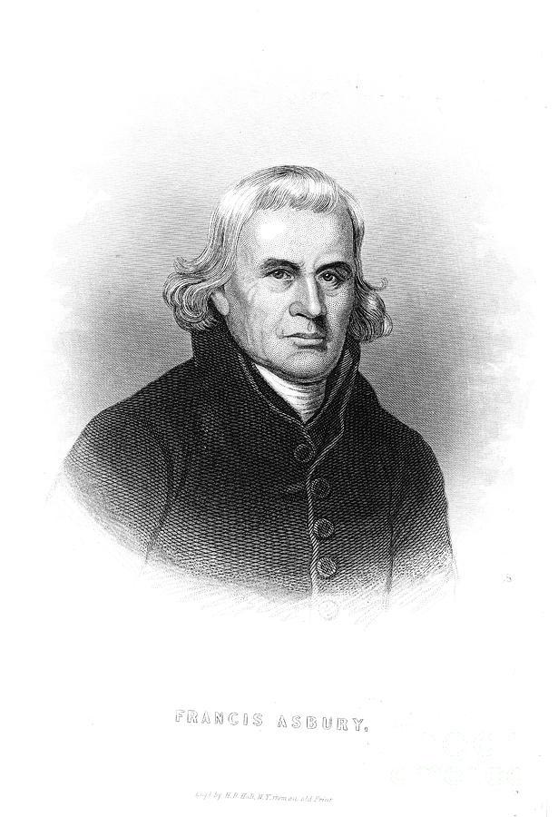 Francis Asbury (1745-1816) Photograph